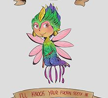 Tooth Fairy by CelestialDeth