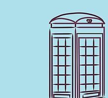 Telephone box by beccaseal