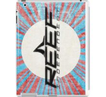 REEF Independent - 4th Of July DIStortions iPad Case/Skin