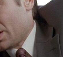 Fox Mulder [paranoia intensifies] Sticker