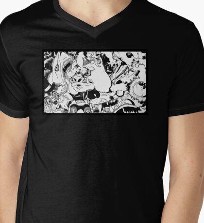 Monster Mash! Mens V-Neck T-Shirt