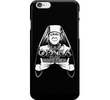 Walk with the Prophets iPhone Case/Skin