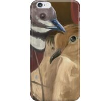 Quail and Mourning Dove iPhone Case/Skin