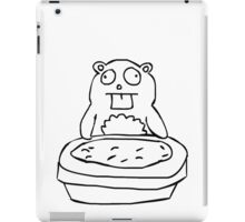 Twitch the Hamster iPad Case/Skin