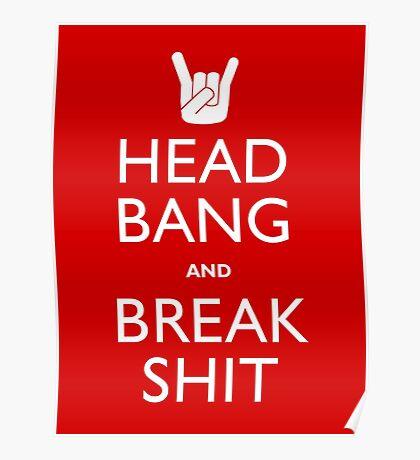 Head Bang Poster