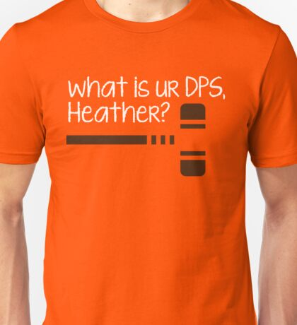 what is ur dps, heather? T-Shirt