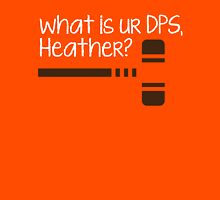 what is ur dps, heather? Unisex T-Shirt