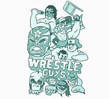 Wrestle Guys Unisex T-Shirt