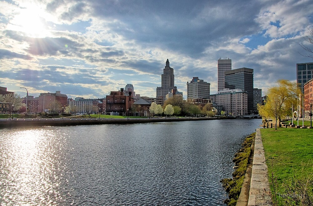 Downtown Providence, RI by hensleyc