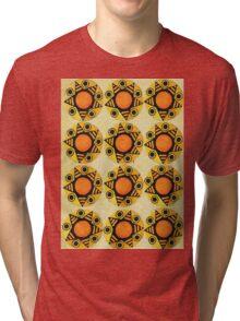 Symbolic Repetition part IV Tri-blend T-Shirt