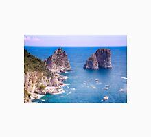 Breathtaking Capri Faraglioni Unisex T-Shirt