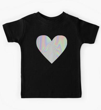 Pastel Heart Kids Tee