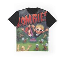 Zombies Ate My Neighbors Graphic T-Shirt