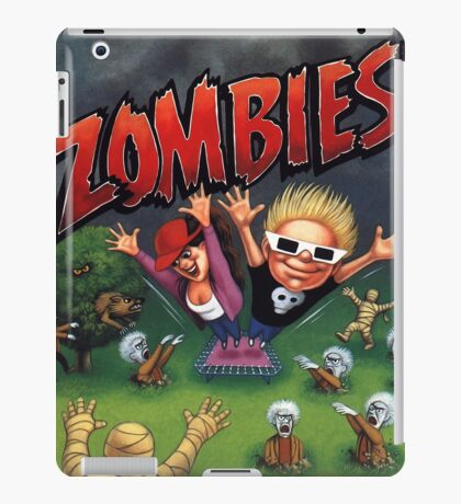 Zombies Ate My Neighbors iPad Case/Skin