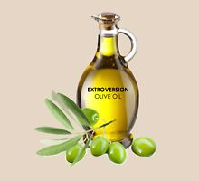 Extroversion Olive Oil Unisex T-Shirt