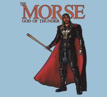 The Morse God of Thunder Kids Clothes