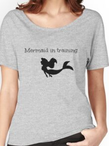 Mermaid in Training Women's Relaxed Fit T-Shirt