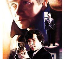 Sherlock - Hi! by T. Wolv