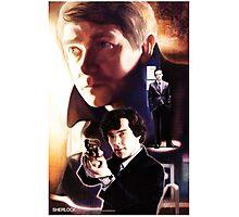 Sherlock - Hi! Photographic Print