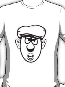 Face Cap evil T-Shirt