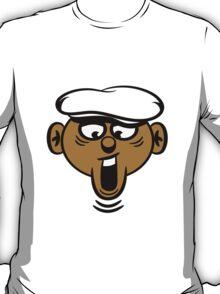 Face Hat T-Shirt