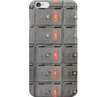 Australian post office boxes iPhone Case/Skin