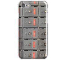 Australian post office boxes iPhone Case/Skin