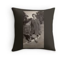 Our Margaret Throw Pillow