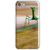 OK I'm not the famous gecko but I'm just as cute... iPhone Case/Skin