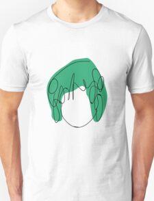 Ramona Flowers - Green T-Shirt