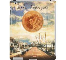 Sixto Rodriguez  iPad Case/Skin