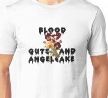 Blood Guts and Angelcake Unisex T-Shirt
