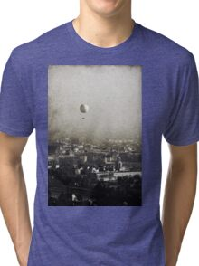 Flying over you Tri-blend T-Shirt