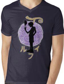 King of the Pirates Mens V-Neck T-Shirt