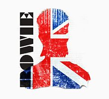 Bowie Tribute with Union Jack T-Shirt