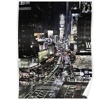 Times Square - NYC Poster