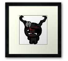 The Binding Of Isaac  Framed Print