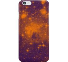 Red Universe designed by Russell Hill iPhone Case/Skin