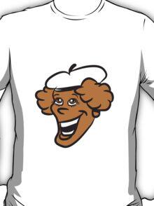 Face woman Hat T-Shirt
