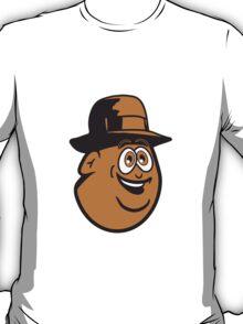 Fat funny face T-Shirt