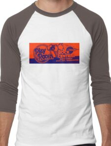 The Playroom Men's Baseball ¾ T-Shirt