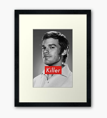 Killer Framed Print