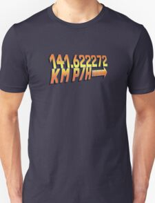 BTTF in Metric T-Shirt
