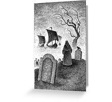 The Northmen Cometh Greeting Card