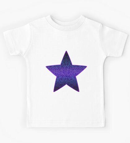 Glitter Graphic Kids Tee