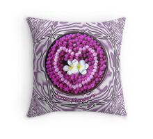 In the PINK of LOVE...  Throw Pillow