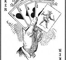 Vintage Joker by obelixdesign