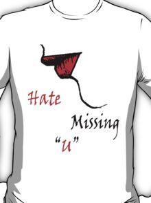 Men's Miss U T-Shirt T-Shirt