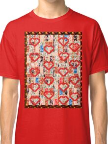Cool patchwork country style gifts  Classic T-Shirt