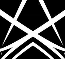 Nietzsche King Sigil Sticker